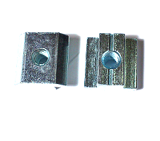 Slider Nuts for 40 & 45 series Slot 10